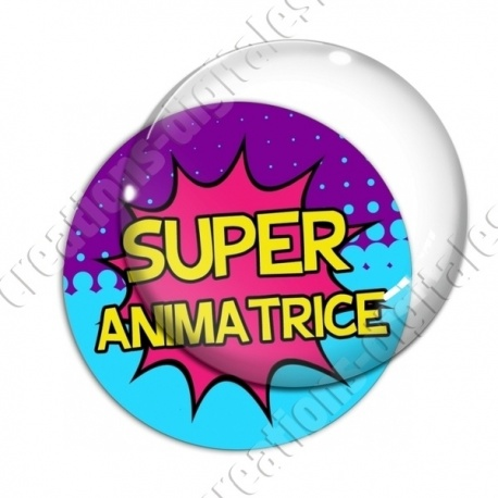 Image digitale - Comics - Super animatrice 03