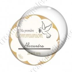 Image digitale - Personnalisable - première communion