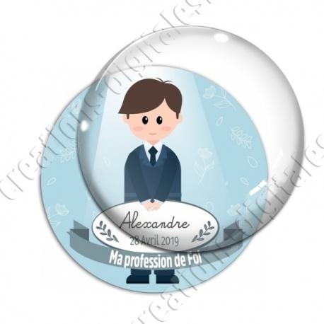Image digitale - Personnalisable - profession de Foi