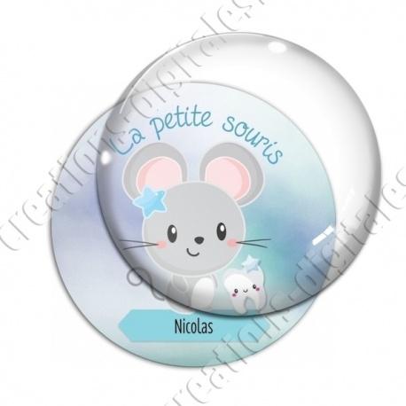 Image digitale - Personnalisable - La petite souris 01