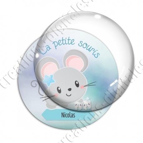 Image digitale - Personnalisable - La petite souris 02
