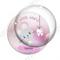 Image digitale - Personnalisable - La petite souris 03