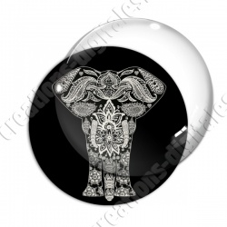 Image digitale - Elephant 01
