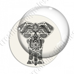 Image digitale - Elephant 02