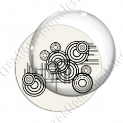 Image digitale - Cercles 01