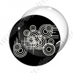 Image digitale - Cercles 02