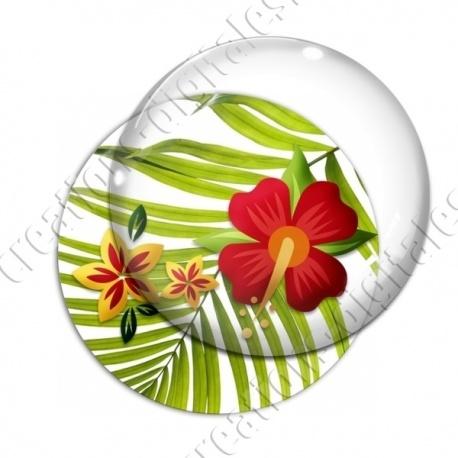 Image digitale - Hibiscus 04