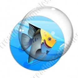 Image digitale - Poisson tropical 02