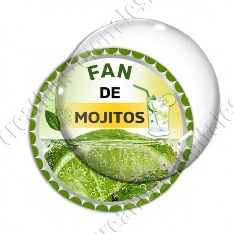 Image digitale - Fan de mojito - Capsule