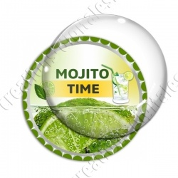 Image digitale - Mojito time - Capsule