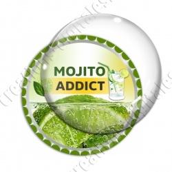 Image digitale - Mojito addict- Capsule