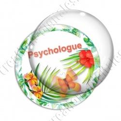 Image digitale - Tropical papillon - Psychologue