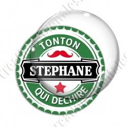 Image digitale - Tonton qui déchire - capsule