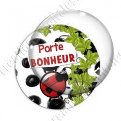 Image digitale - Porte bonheur 01