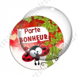 Image digitale - Porte bonheur 02