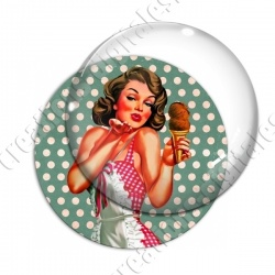 Image digitale - Pin up
