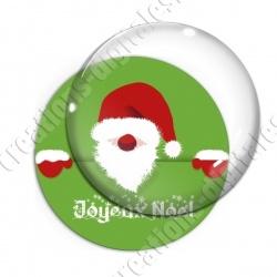 Image digitale - Joyeux noël - Père Noël 02