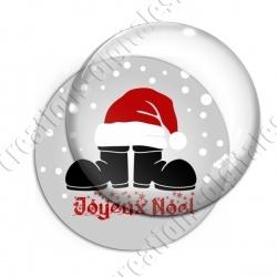 Image digitale - Joyeux noël - Père Noël 03
