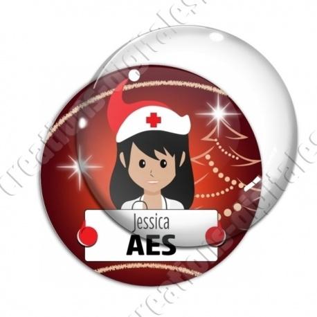 Image digitale - AES thème noel