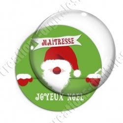 """Image digitale - Maitresse - Joyeux """"père"""" noel"""