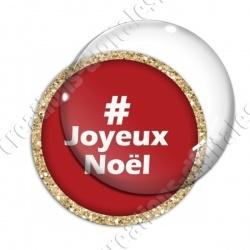 Image digitale - Hashtag - Joyeux noel 01