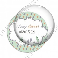 Image digitale - Baby shower