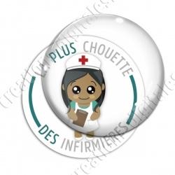 Image digitale - La plus chouette des infirmières