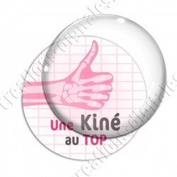 Image digitale - Une kiné au top
