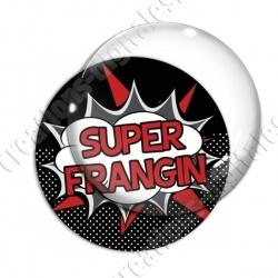 Image digitale - Comics - Super frangin- Rouge