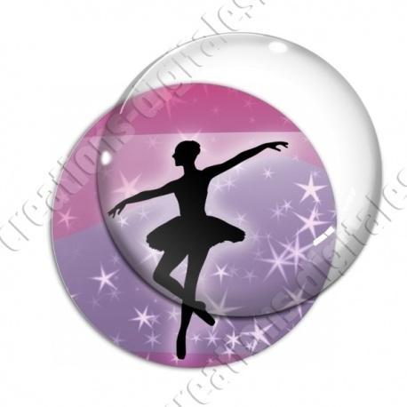 Image digitale - Danseuse