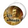 Image digitale - Bouddha - Zen attitude