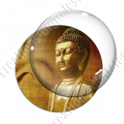 Image digitale - Bouddha
