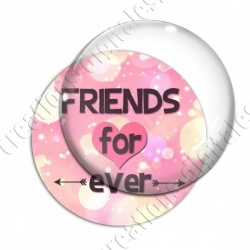 Image digitale - Friends for ever 02
