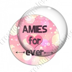 Image digitale - Amies for ever