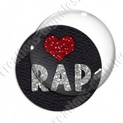Image digitale - Love rap