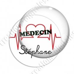 Image digitale - Médecin - Ligne cardio 13