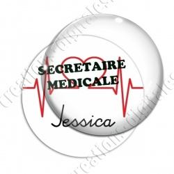 Image digitale - Secrétaire médicale - Ligne cardio 17