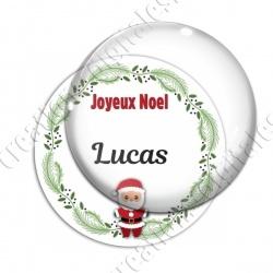 Image digitale - Joeux Noël - Père Noël