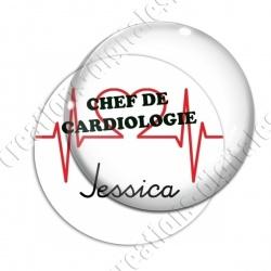 Image digitale - Chef de cardiologie - Ligne cardio 19