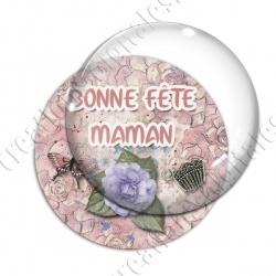 Image digitale - Bonne fête maman