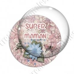 Image digitale - Super maman