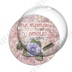 Image digitale - Ma maman d'amour