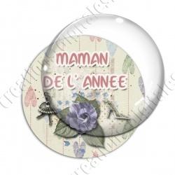 Image digitale - Maman de l'année