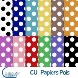 CU Papiers Pois