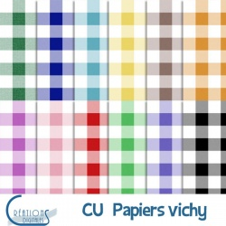 CU Papiers Vichy